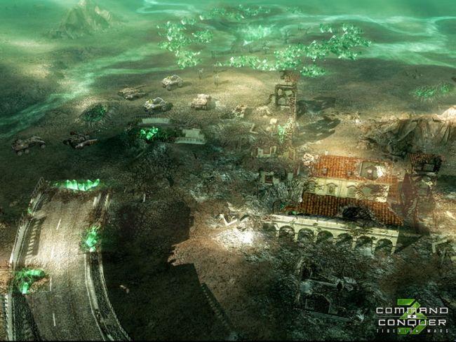 Command & Conquer 3: Tiberium Wars  Archiv - Screenshots - Bild 59