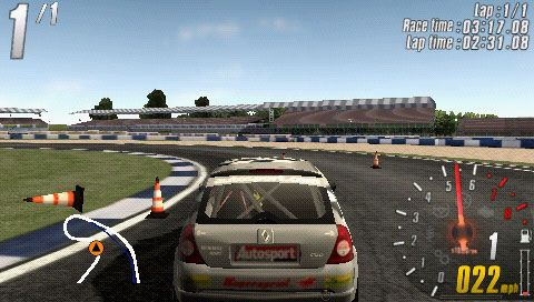 DTM Race Driver 3 Challenge (PSP)  Archiv - Screenshots - Bild 15