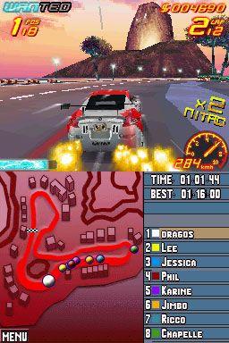 Asphalt: Urban GT 2 (DS)  Archiv - Screenshots - Bild 25