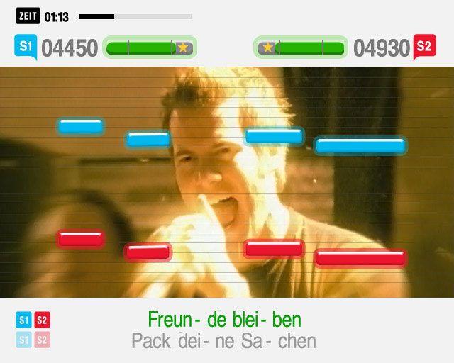SingStar: Deutsch Rock-Pop  Archiv - Screenshots - Bild 5