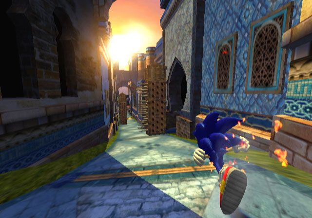 Sonic und die geheimen Ringe  Archiv - Screenshots - Bild 48