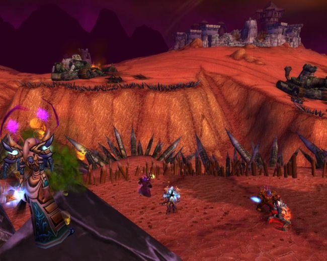 World of WarCraft: The Burning Crusade  Archiv - Screenshots - Bild 105