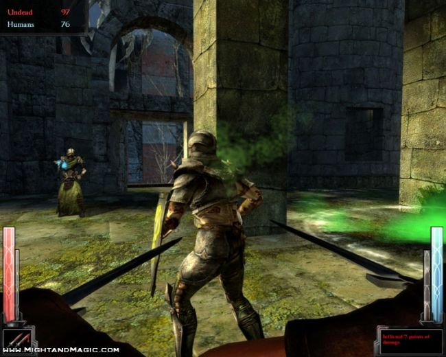 Dark Messiah of Might & Magic  Archiv #2 - Screenshots - Bild 56
