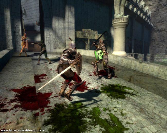 Dark Messiah of Might & Magic  Archiv #2 - Screenshots - Bild 50