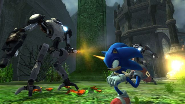 Sonic the Hedgehog  Archiv - Screenshots - Bild 23