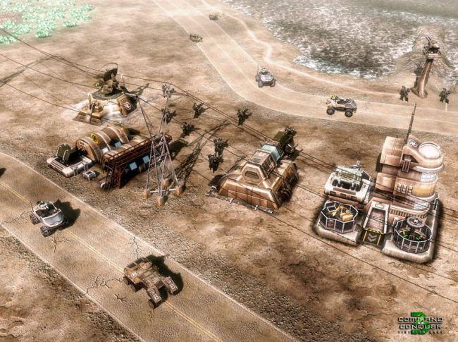 Command & Conquer 3: Tiberium Wars  Archiv - Screenshots - Bild 57