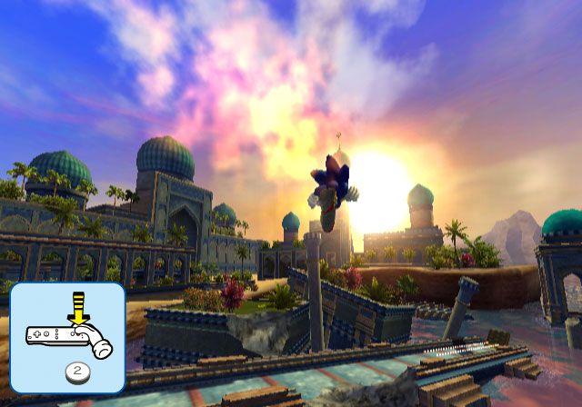 Sonic und die geheimen Ringe  Archiv - Screenshots - Bild 55