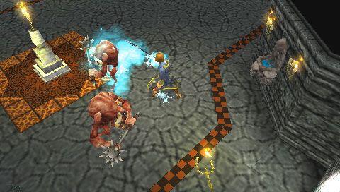 Dungeon Siege: Throne of Agony (PSP)  Archiv - Screenshots - Bild 18