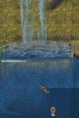 Tomb Raider: Legend (DS)  Archiv - Screenshots - Bild 3