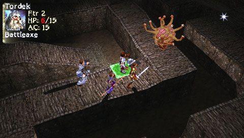 Dungeons & Dragons: Tactics (PSP)  Archiv - Screenshots - Bild 29