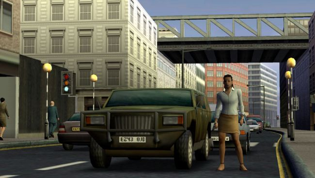 Gangs of London (PSP)  Archiv - Screenshots - Bild 3