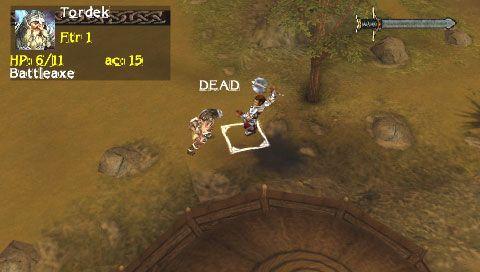 Dungeons & Dragons: Tactics (PSP)  Archiv - Screenshots - Bild 16