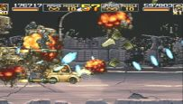 Metal Slug Anthology (PSP)  Archiv - Screenshots - Bild 5