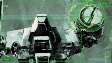 Metal Gear Solid: Digital Graphic Novel (PSP)  Archiv - Screenshots - Bild 10