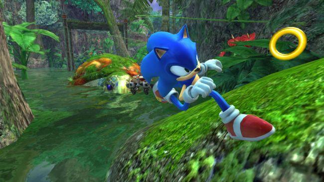 Sonic the Hedgehog  Archiv - Screenshots - Bild 34
