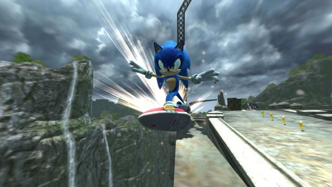 Sonic the Hedgehog  Archiv - Screenshots - Bild 16