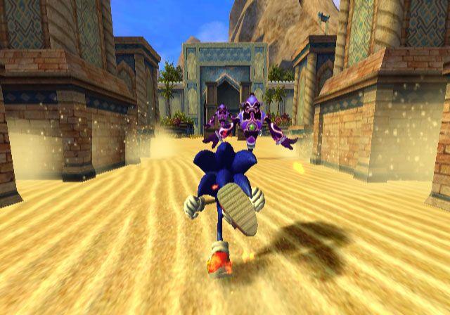 Sonic und die geheimen Ringe  Archiv - Screenshots - Bild 54