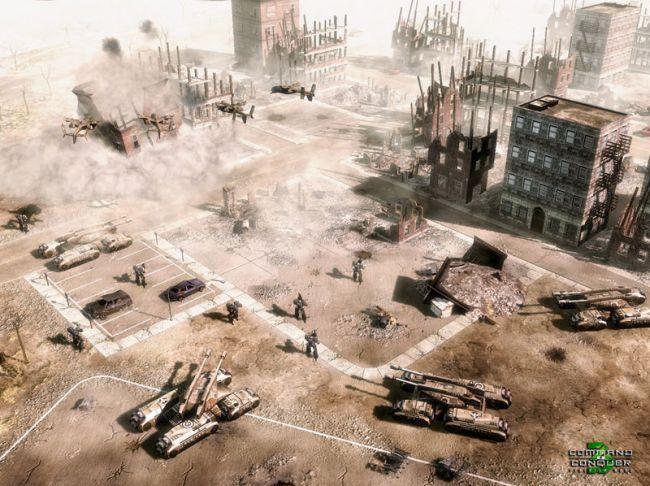 Command & Conquer 3: Tiberium Wars  Archiv - Screenshots - Bild 54