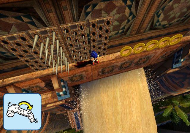 Sonic und die geheimen Ringe  Archiv - Screenshots - Bild 53