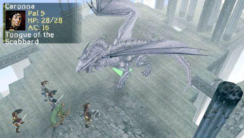 Dungeons & Dragons: Tactics (PSP)  Archiv - Screenshots - Bild 28
