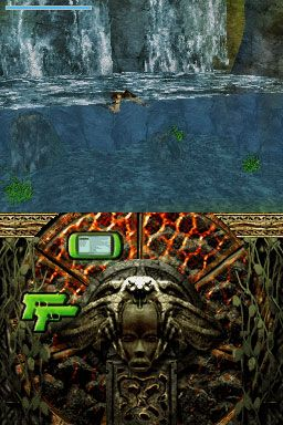 Tomb Raider: Legend (DS)  Archiv - Screenshots - Bild 6