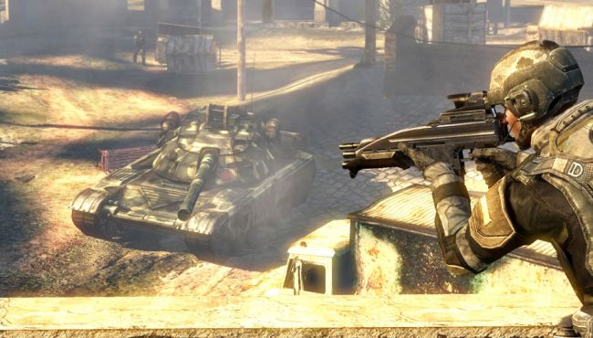 Frontlines: Fuel of War  Archiv - Screenshots - Bild 24