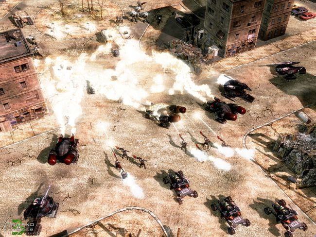 Command & Conquer 3: Tiberium Wars  Archiv - Screenshots - Bild 48