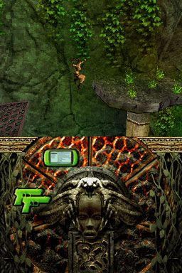 Tomb Raider: Legend (DS)  Archiv - Screenshots - Bild 8