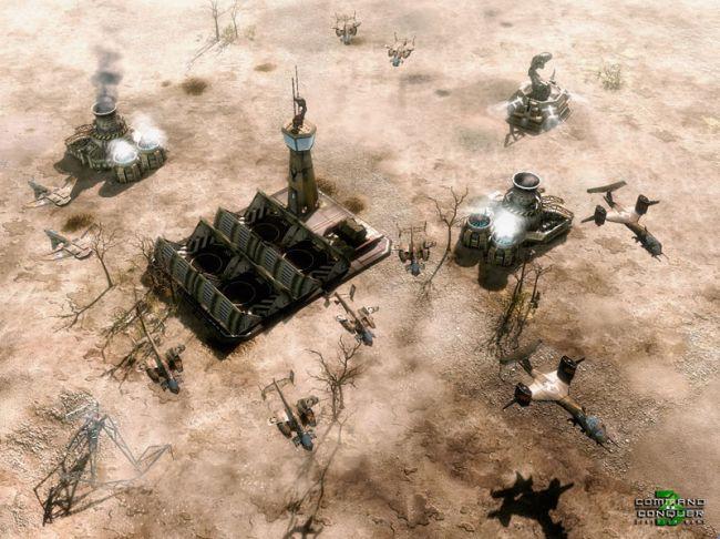 Command & Conquer 3: Tiberium Wars  Archiv - Screenshots - Bild 56