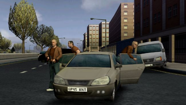 Gangs of London (PSP)  Archiv - Screenshots - Bild 5