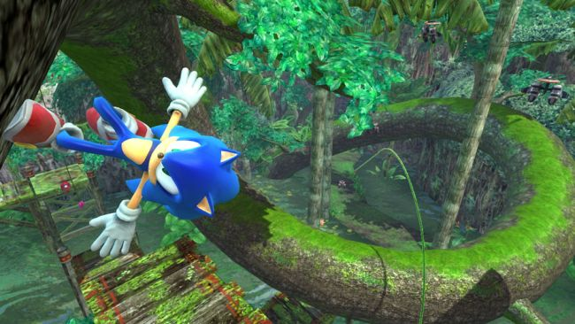 Sonic the Hedgehog  Archiv - Screenshots - Bild 39
