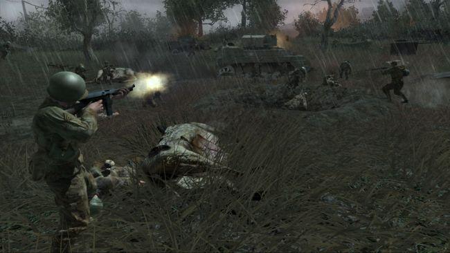 Call of Duty 3  Archiv - Screenshots - Bild 18