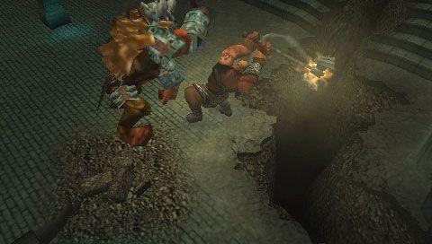 Dungeon Siege: Throne of Agony (PSP)  Archiv - Screenshots - Bild 25
