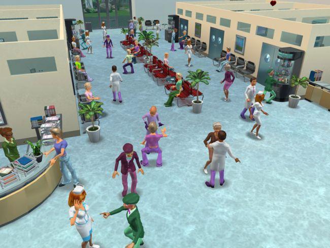 Hospital Tycoon  Archiv - Screenshots - Bild 28