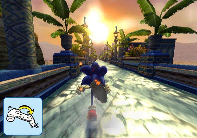 Sonic und die geheimen Ringe  Archiv - Screenshots - Bild 57