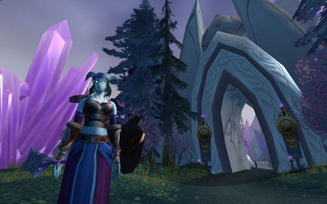 World of WarCraft: The Burning Crusade  Archiv - Screenshots - Bild 100