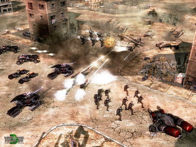 Command & Conquer 3: Tiberium Wars  Archiv - Screenshots - Bild 53