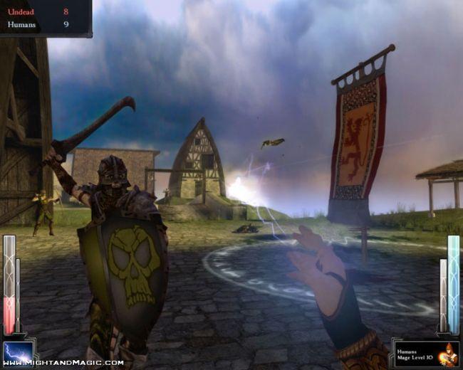 Dark Messiah of Might & Magic  Archiv #2 - Screenshots - Bild 55