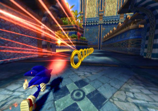Sonic und die geheimen Ringe  Archiv - Screenshots - Bild 46