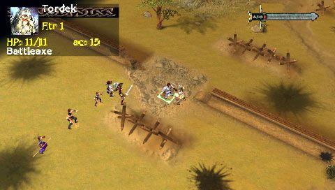 Dungeons & Dragons: Tactics (PSP)  Archiv - Screenshots - Bild 13