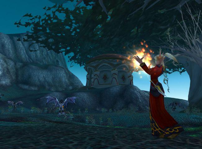 World of WarCraft: The Burning Crusade  Archiv - Screenshots - Bild 92
