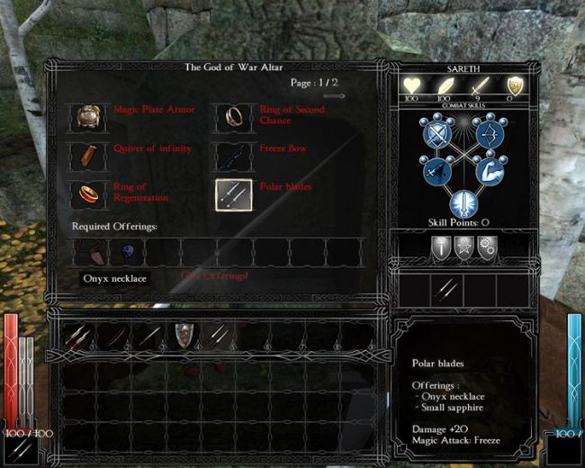 Dark Messiah of Might & Magic  Archiv #2 - Screenshots - Bild 32