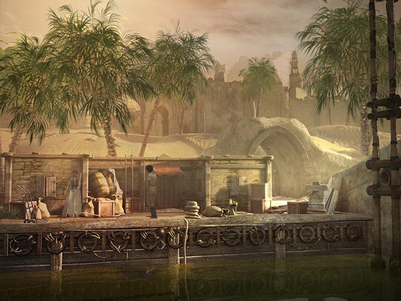 Paradise - это первая игра от White Birds Productions мы должны будем