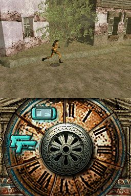 Tomb Raider: Legend (DS)  Archiv - Screenshots - Bild 4