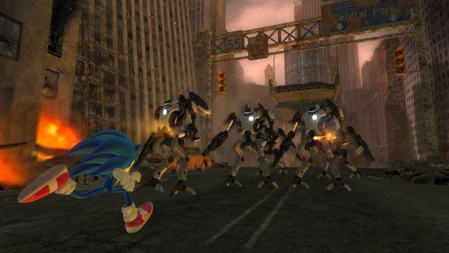 Sonic the Hedgehog  Archiv - Screenshots - Bild 28
