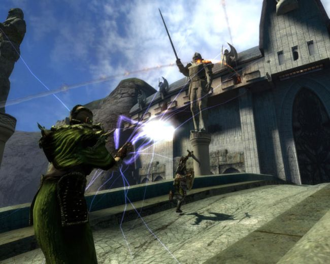 Dark Messiah of Might & Magic  Archiv #2 - Screenshots - Bild 26