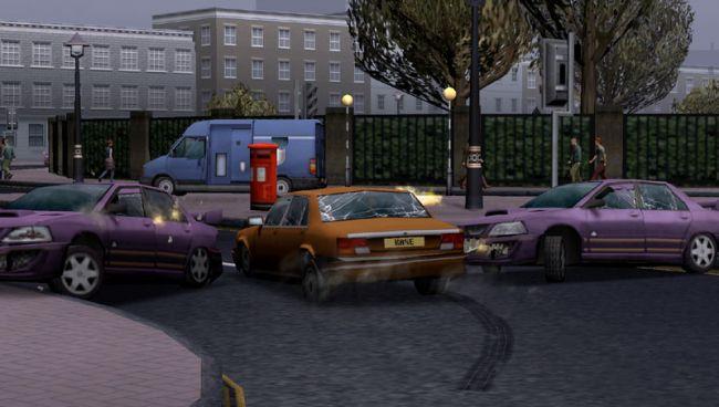 Gangs of London (PSP)  Archiv - Screenshots - Bild 2
