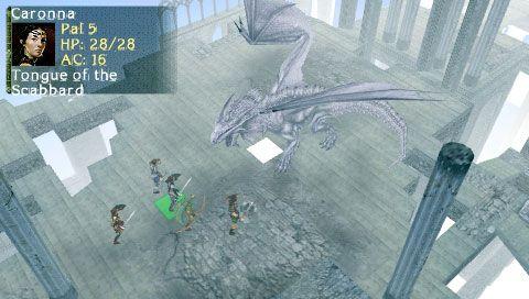 Dungeons & Dragons: Tactics (PSP)  Archiv - Screenshots - Bild 27