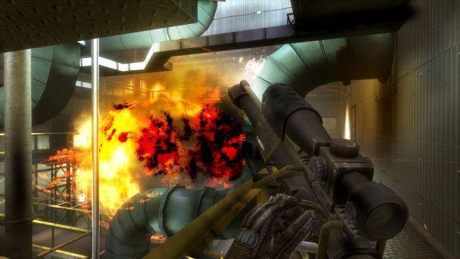 Coded Arms Assault  Archiv - Screenshots - Bild 2