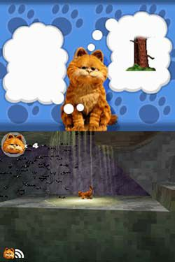Garfield 2 (DS)  Archiv - Screenshots - Bild 6